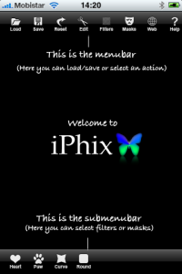 iPhix screenshot