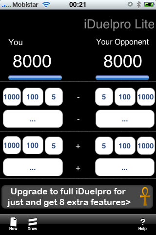 iDuelpro Lite Screenshot